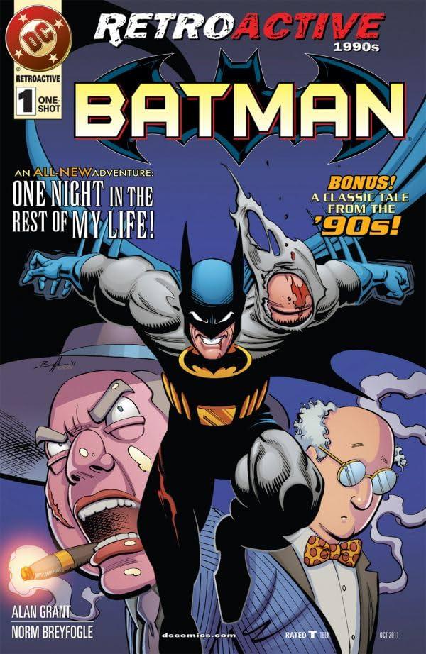 DC Retroactive: Batman - the 90s #1
