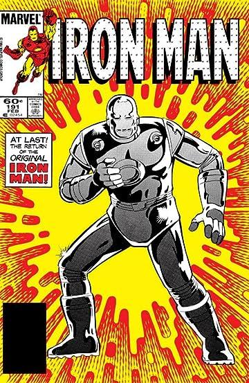 Iron Man (1968-1996) #191