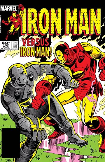 Iron Man (1968-1996) #192