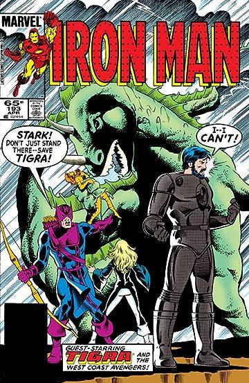 Iron Man (1968-1996) #193