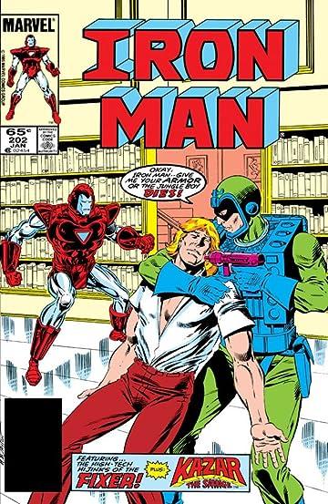 Iron Man (1968-1996) #202