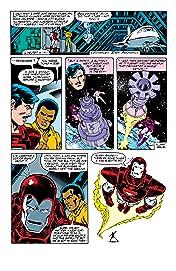 Iron Man (1968-1996) #208