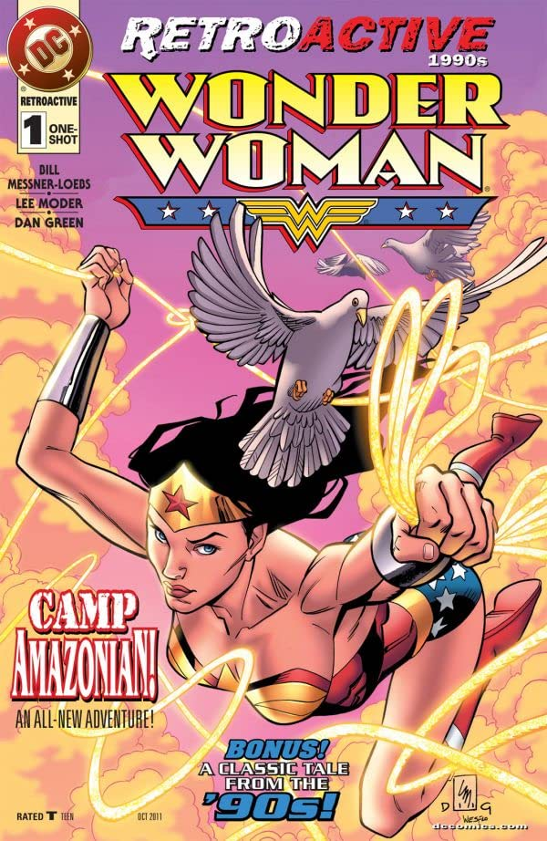 DC Retroactive: Wonder Woman - The 90s #1