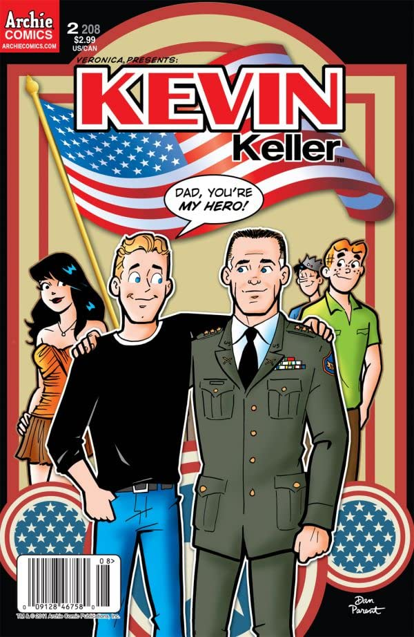 Veronica #208 (Veronica Presents Kevin Keller #2)