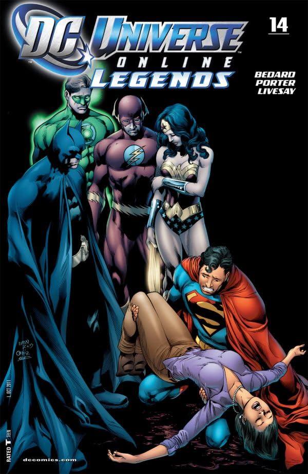 DC Universe Online Legends #14