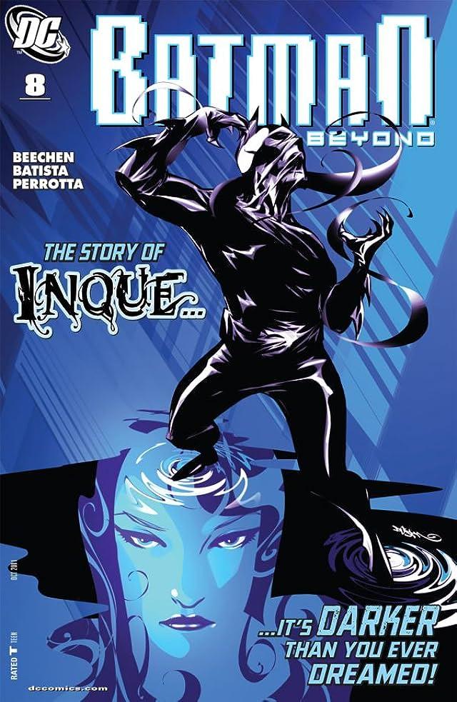 Batman Beyond (2011) #8