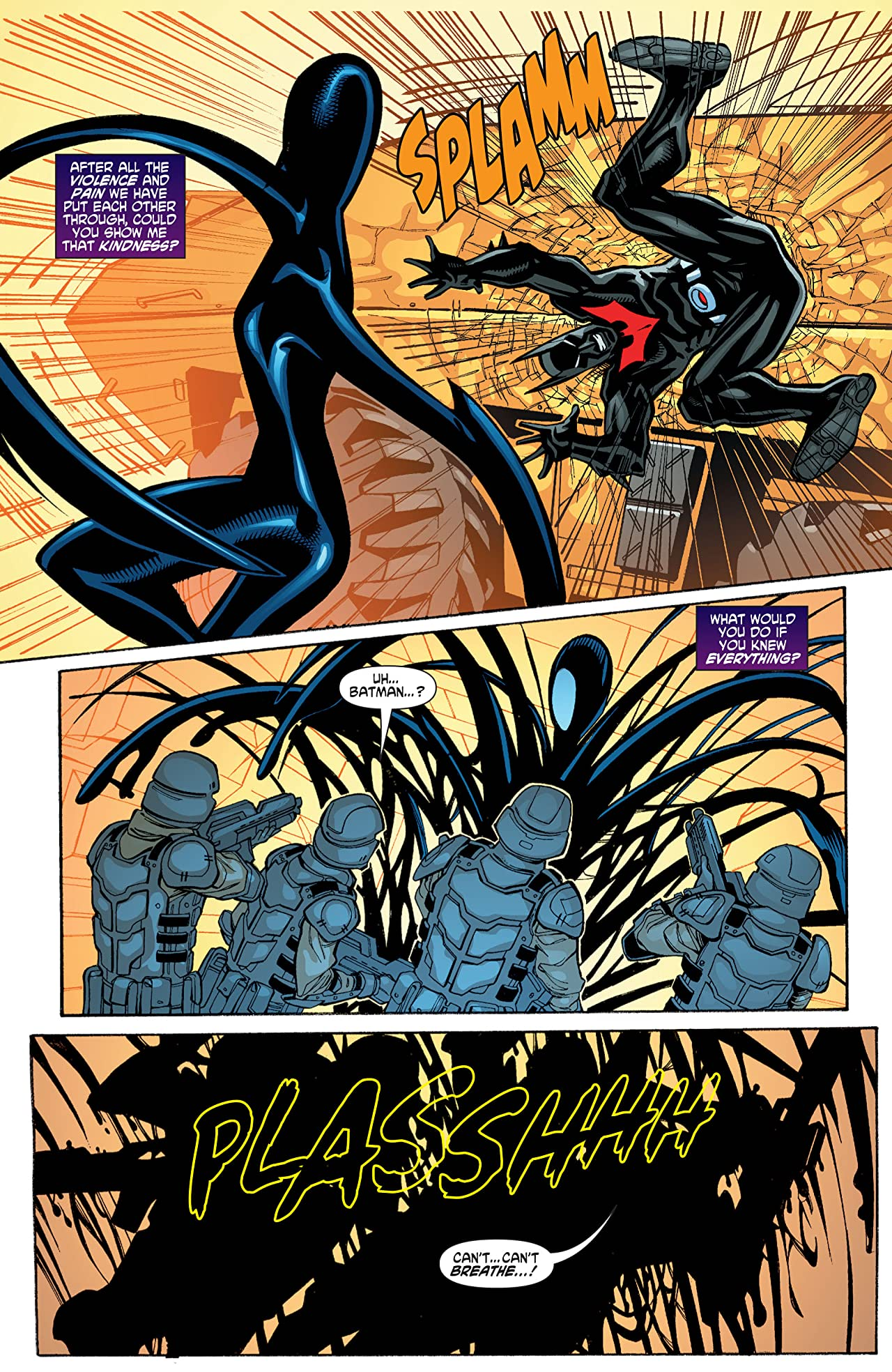 Batman Beyond (2011) #8
