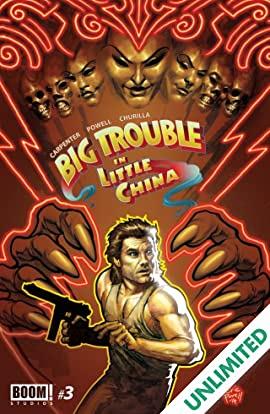 Big Trouble in Little China #3