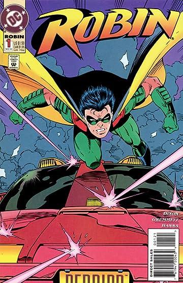 Robin (1993-2009) #1