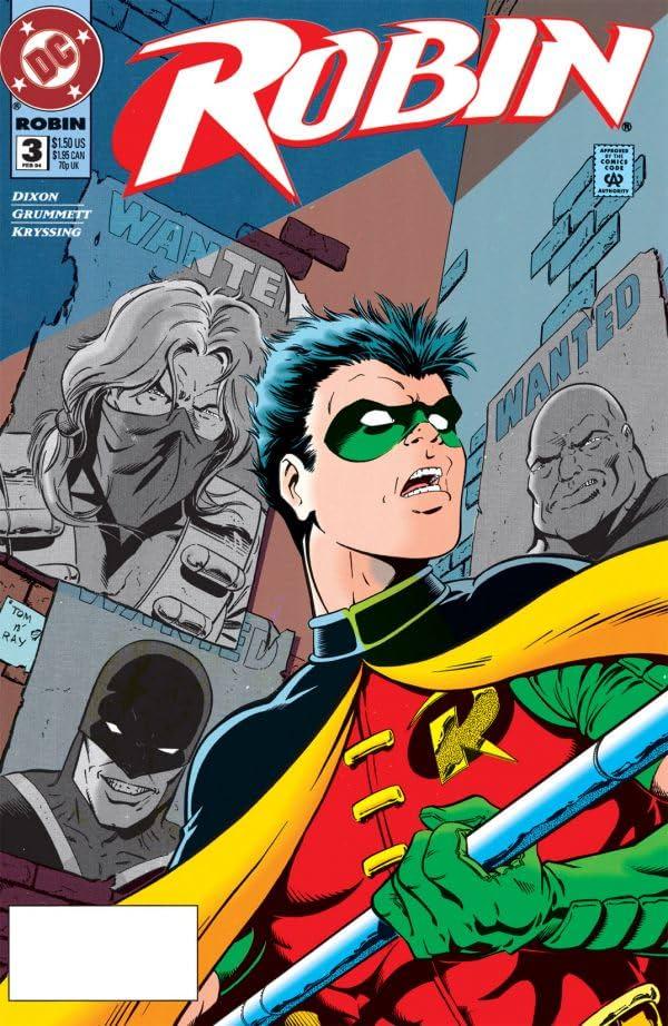 Robin (1993-2009) #3