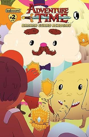 Adventure Time: Banana Guard Academy #2