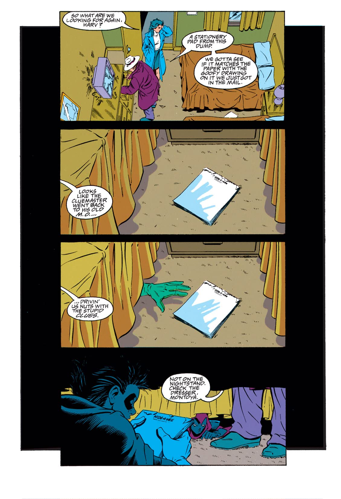 Robin (1993-2009) #4