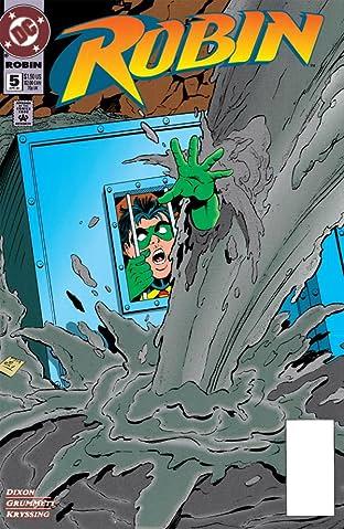 Robin (1993-2009) #5