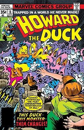 Howard the Duck (1976-1979) #18