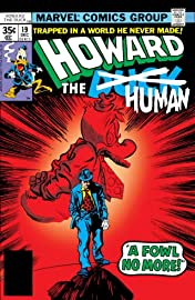 Howard the Duck (1976-1979) #19