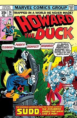 Howard the Duck (1976-1979) #20