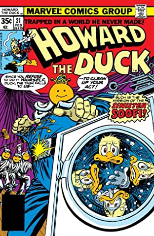 Howard the Duck (1976-1979) #21