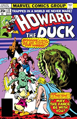 Howard the Duck (1976-1979) #22