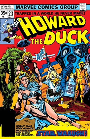 Howard the Duck (1976-1979) #23