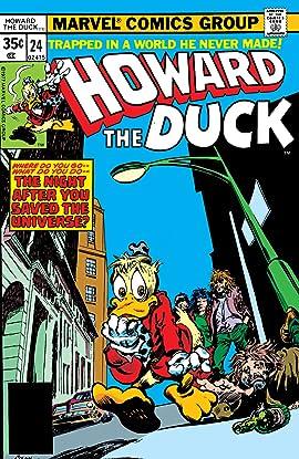 Howard the Duck (1976-1979) #24