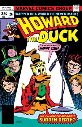 Howard the Duck (1976-1979) #26