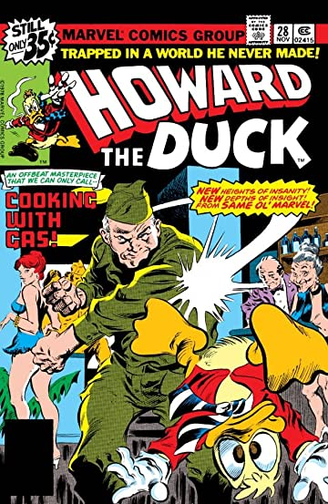 Howard the Duck (1976-1979) #28