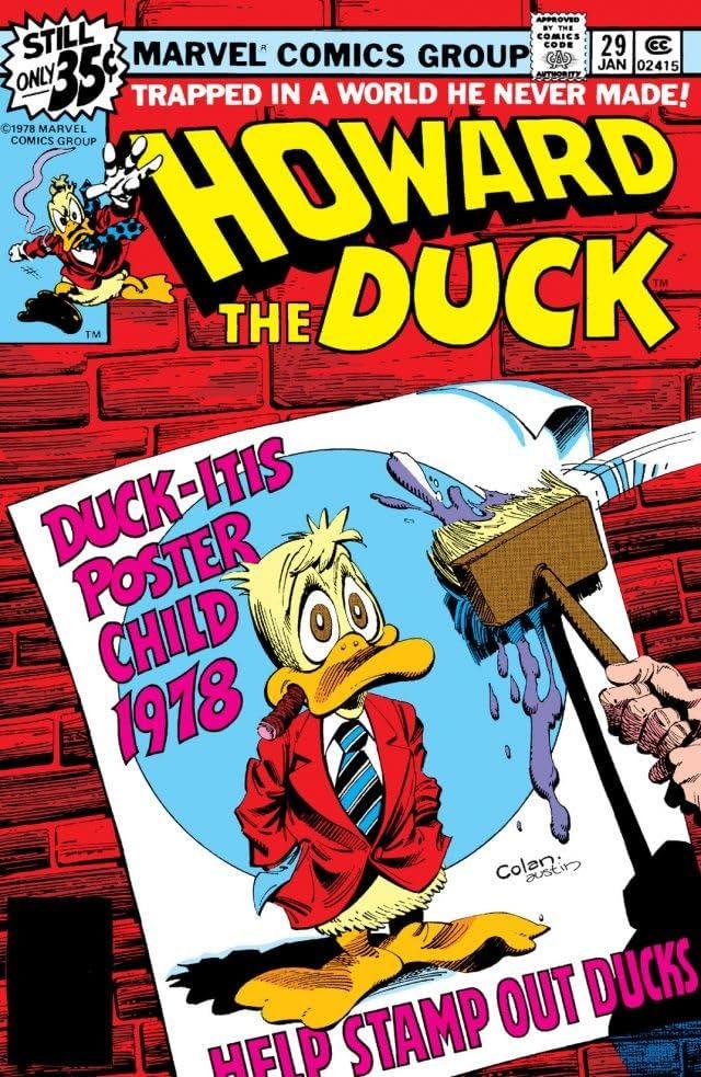 Howard the Duck (1976-1979) #29