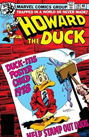 Howard the Duck (1976-1979) #29