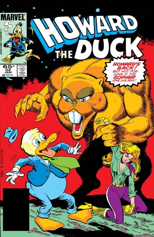 Howard the Duck (1976-1979) #32