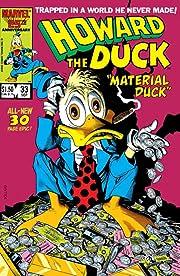Howard the Duck (1976-1979) #33