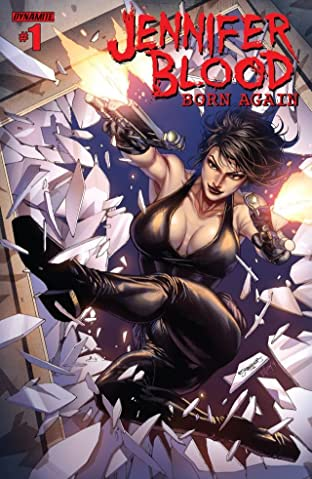 Jennifer Blood: Born Again #1 (of 5): Digital Exclusive Edition