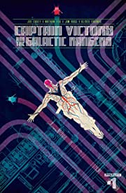 Captain Victory and the Galactic Rangers #1: Digital Exclusive Edition