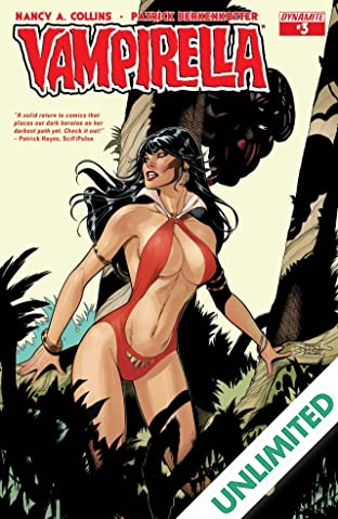 Vampirella (2014) #3: Digital Exclusive Edition