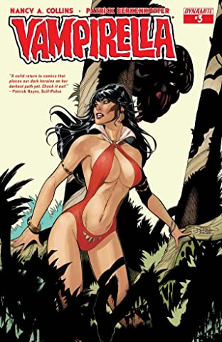 Vampirella (2014-2015) #3: Digital Exclusive Edition