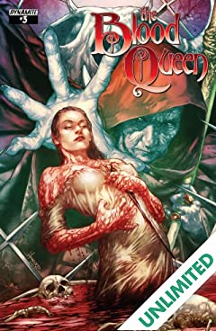 The Blood Queen #3: Digital Exclusive Edition