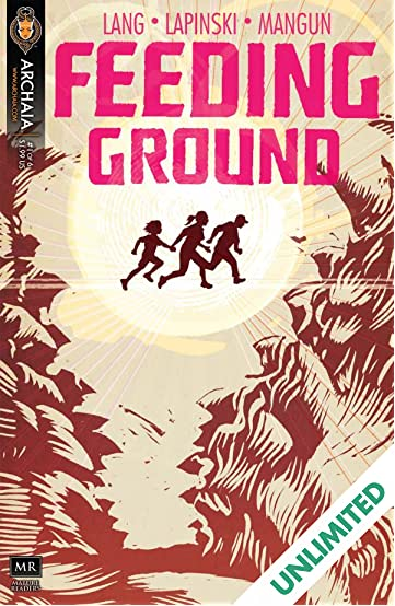 Feeding Ground (English) #1 (of 6)