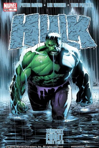 Incredible Hulk (1999-2008) #77