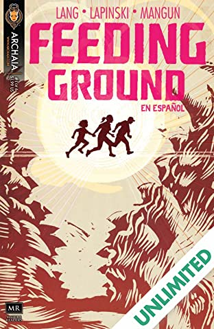 Feeding Ground (En Espanol) #1 (of 6)