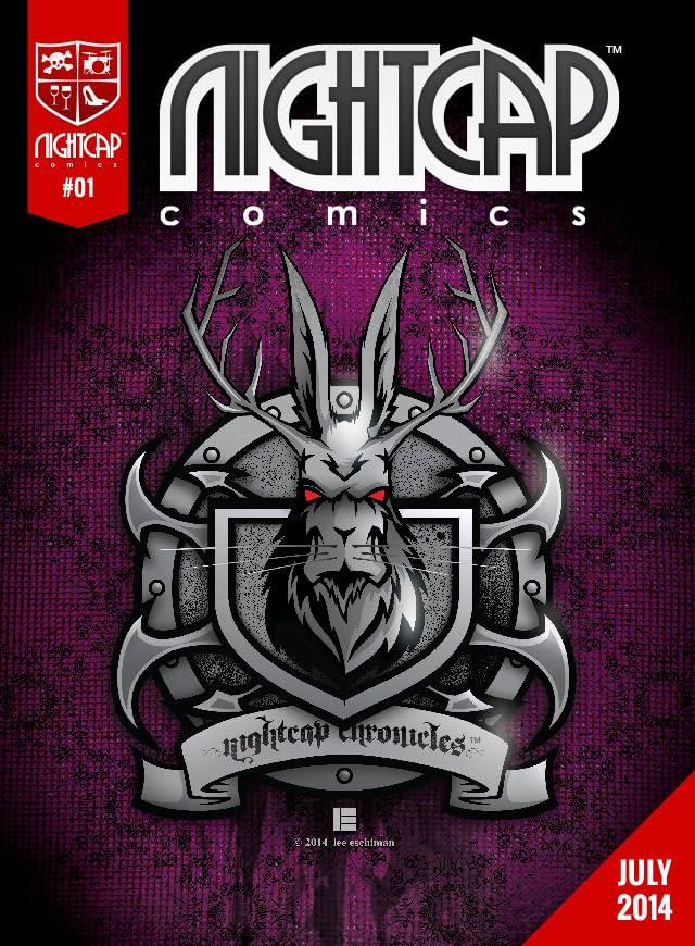 Nightcap Comics Vol. 1