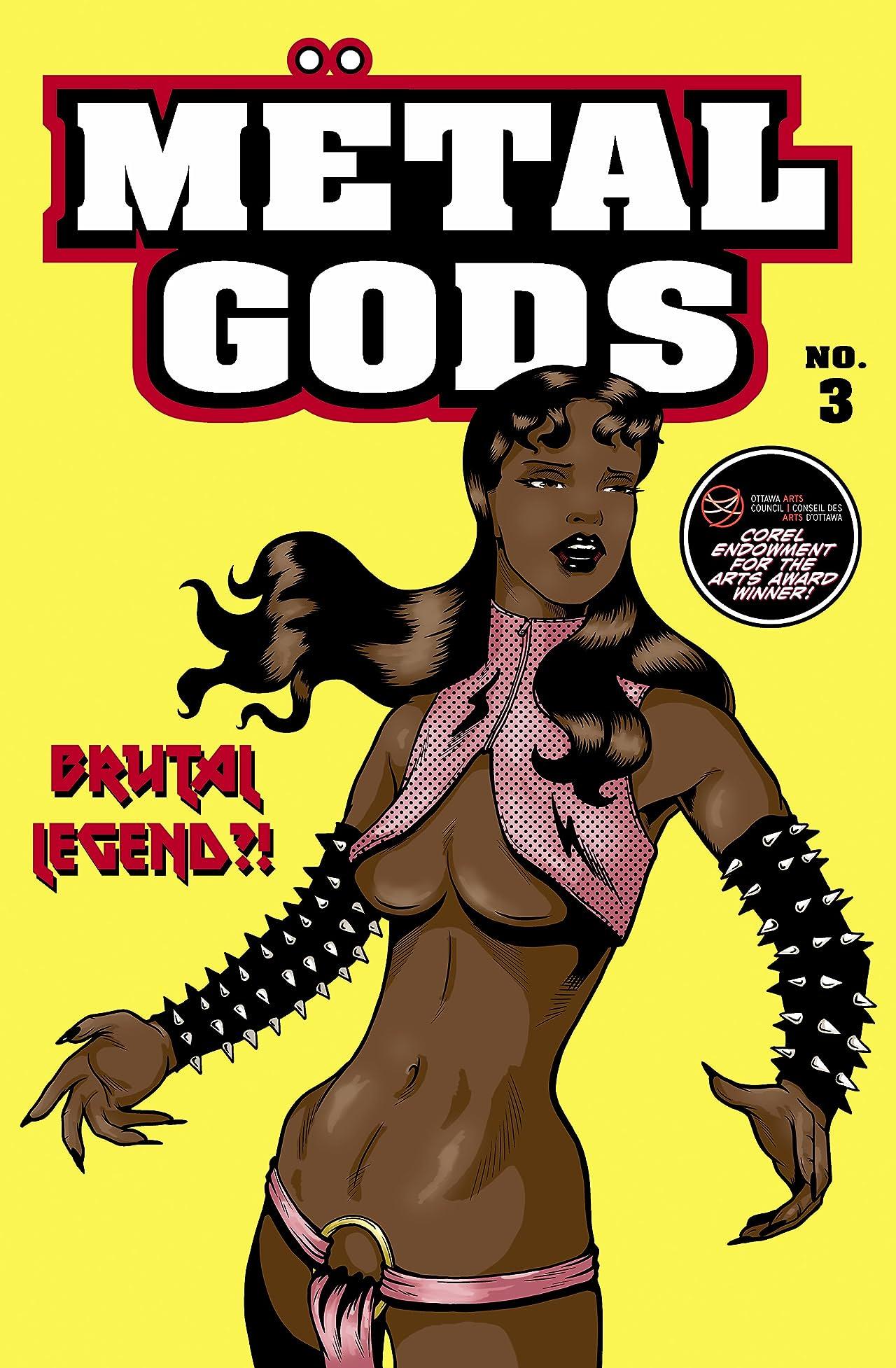 Metal Gods #3