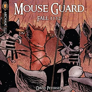 Mouse Guard: Fall 1152 No.5 (sur 6)