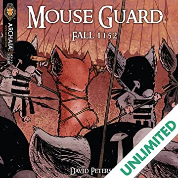 Mouse Guard: Fall 1152 #5 (of 6)