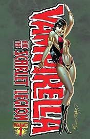 Vampirella and the Scarlet Legion #1