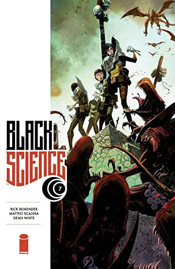 Black Science #7