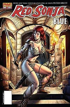Red Sonja: Blue