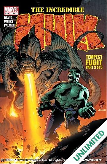 Incredible Hulk (1999-2007) #79