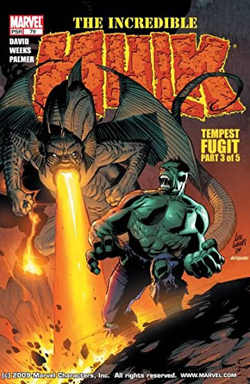 Incredible Hulk (1999-2008) #79