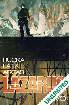 Lazarus Vol. 2: Lift