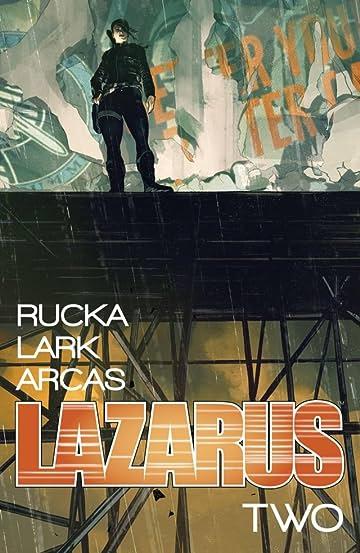 Lazarus Tome 2: Lift
