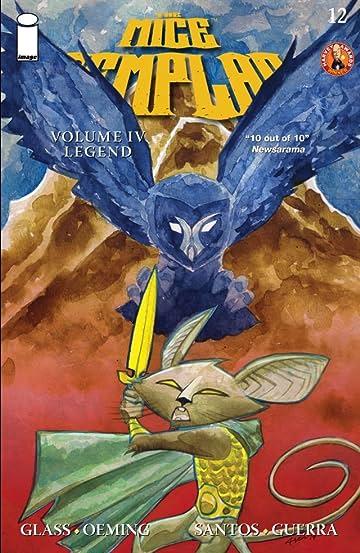 The Mice Templar Vol. 4: Legend #12